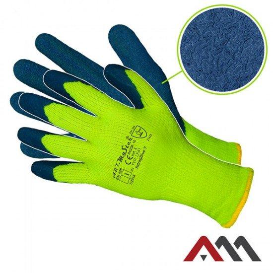 Zimske zaščitne rokavice Snežko (RDRAG BLUE Y )