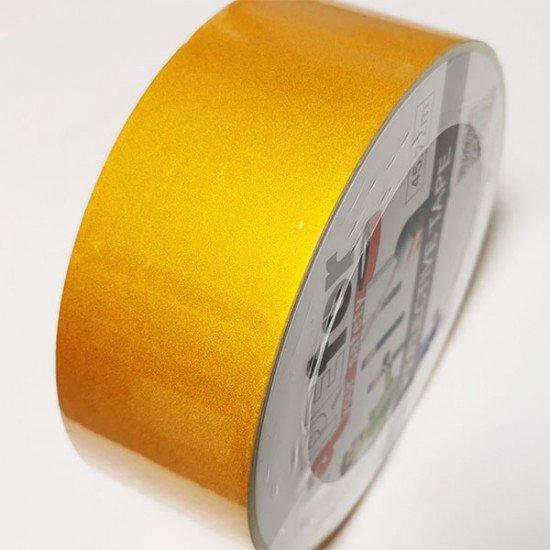 Rumeni odsevni trak 50mm (Odsevni - svetleči trakovi)