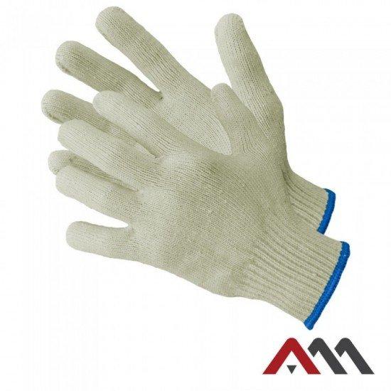 Bombažne delovne rokavice RDZIAN (Rokavice za fina mehanska dela)